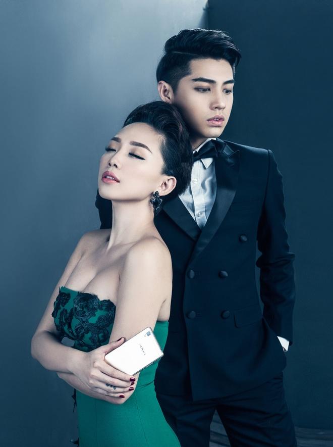 Ha Ho, Toc Tien do dang Quan quan American's Next Top Model hinh anh 8