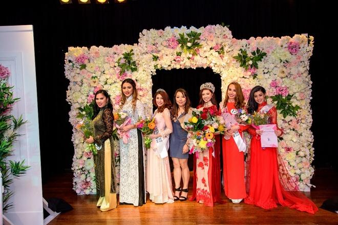Miss Vietnam World Australia - ton vinh ve dep Viet xu nguoi hinh anh 1