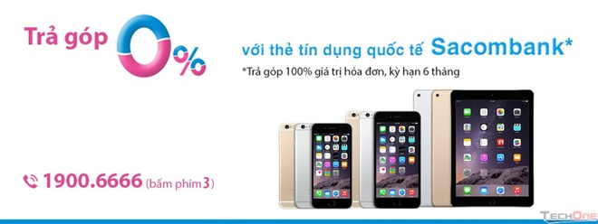 TechOne ho tro tra gop 0% khi mua smartphone dip Tet hinh anh 4