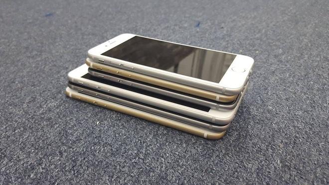 iPhone 6, iPhone 6 Plus hut nguoi mua dip cuoi nam hinh anh 1