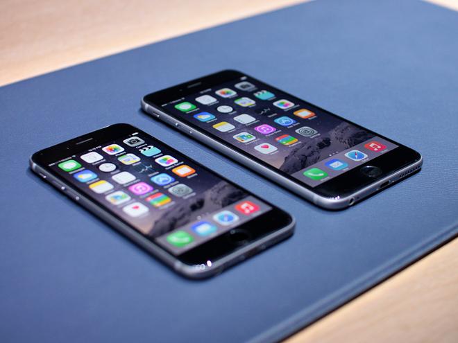 iPhone 6, iPhone 6 Plus hut nguoi mua dip cuoi nam hinh anh 2