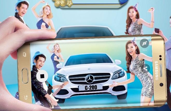 Mua Samsung trung xe hop tien ty tai Nhat Cuong Mobile hinh anh