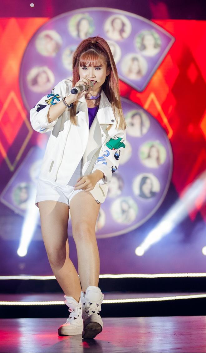 Dong Nhi, Bao Anh va Khoi My cover loat hit cua dan chi hinh anh 6