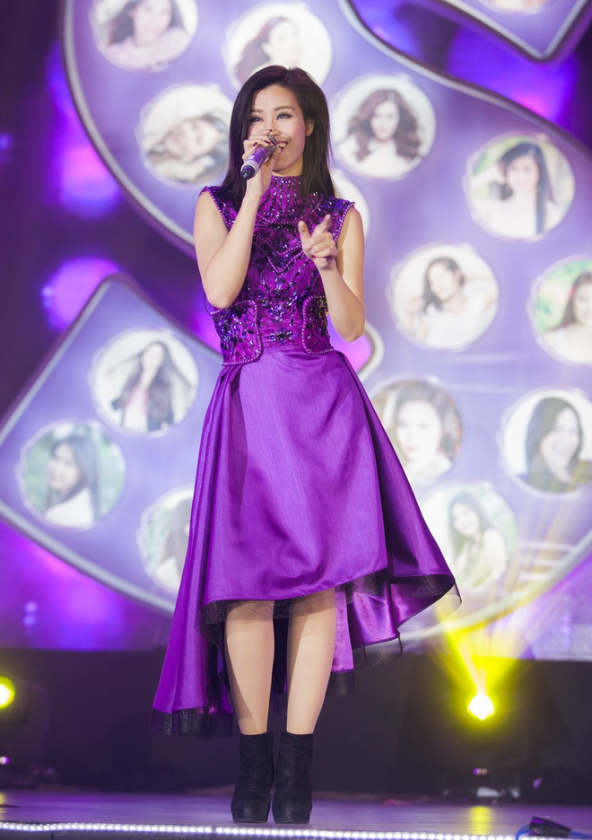 Dong Nhi, Bao Anh va Khoi My cover loat hit cua dan chi hinh anh 2