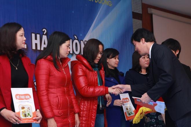 Bua an hoc duong - du an hay cho hoc sinh tieu hoc Hai Phong hinh anh 3