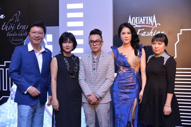 Thanh Hang tro tai mua trong chung ket Aquafina Pure Fashion hinh anh 3