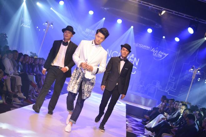 Thanh Hang tro tai mua trong chung ket Aquafina Pure Fashion hinh anh 6
