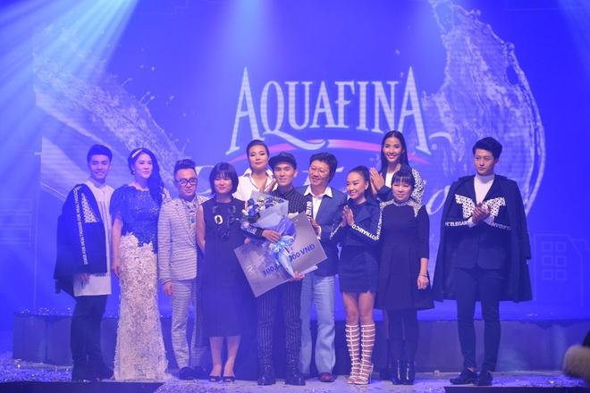 Thanh Hang tro tai mua trong chung ket Aquafina Pure Fashion hinh anh 9