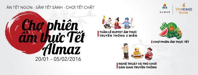 Trai nghiem dich vu 5 sao Tet Binh Than tai Almaz hinh anh 4