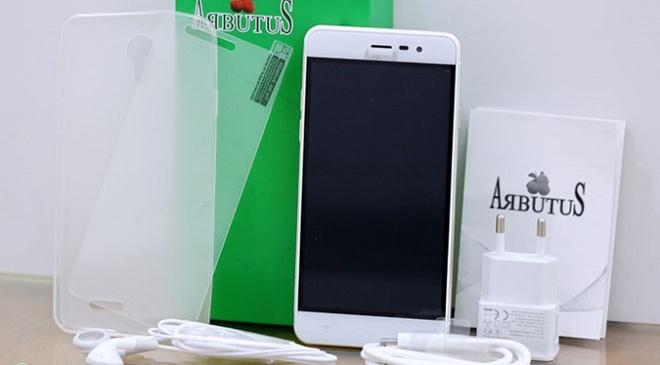 5 uu diem cua smartphone Arbutus AR5 hinh anh 1
