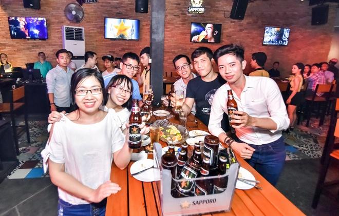 S-Party: Dai tiec am nhac va le hoi thuong thuc bia hinh anh 1