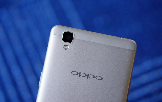 Danh gia OPPO F1: Vua selfie trong tam duoi 7 trieu dong hinh anh 3