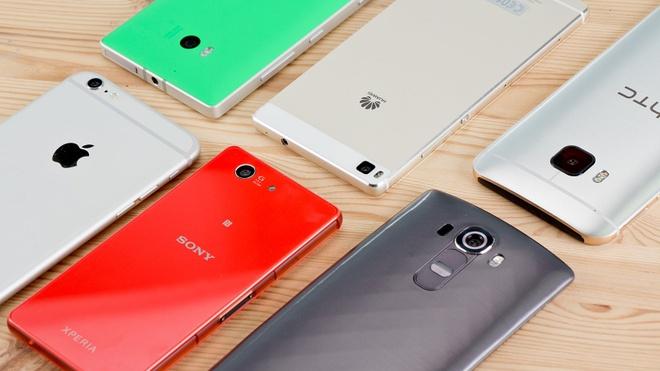 Loat smartphone ha gia manh den 50% dip Tet Nguyen dan hinh anh