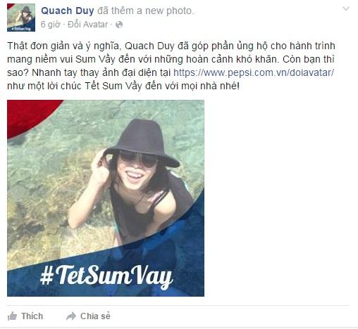 My Tam, Dong Nhi thay anh dai dien ung ho Tet sum vay hinh anh 3