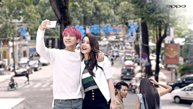 Son Tung, Chi Pu sanh doi trong clip moi hinh anh 1