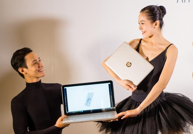 HP ENVY Notebook: Laptop cao cap cho nguoi dung pho thong   hinh anh