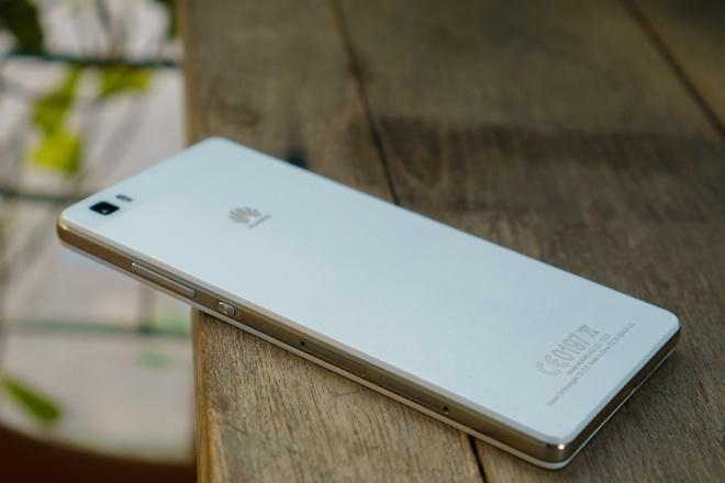Huawei P8 Lite: Thiet ke dep, chup hinh chuyen nghiep hinh anh 1