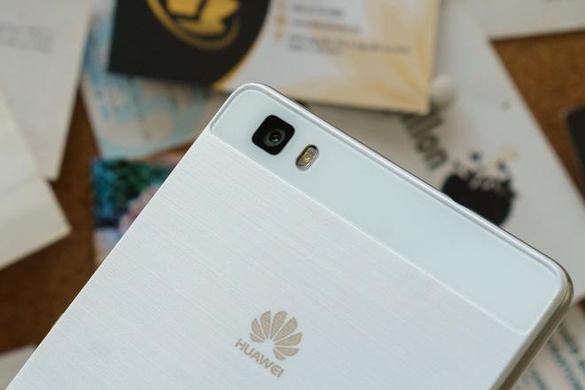 Huawei P8 Lite: Thiet ke dep, chup hinh chuyen nghiep hinh anh 2