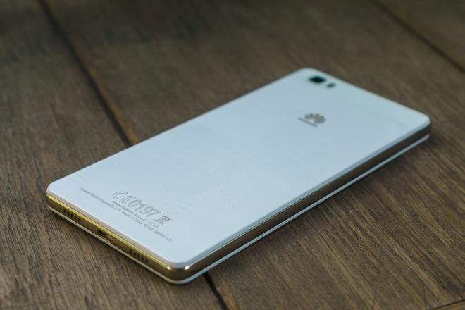 Huawei P8 Lite: Thiet ke dep, chup hinh chuyen nghiep hinh anh 3