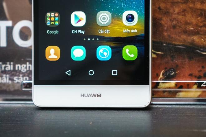 Huawei P8 Lite: Thiet ke dep, chup hinh chuyen nghiep hinh anh 4