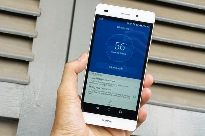 Huawei P8 Lite: Thiet ke dep, chup hinh chuyen nghiep hinh anh 5