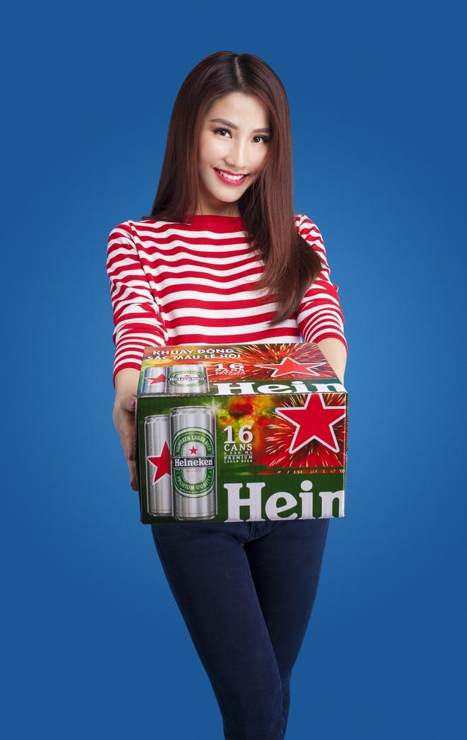 Trai nghiem mua le hoi cung Heineken hinh anh 1