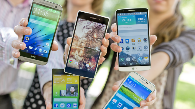 Nhung smartphone gia 3-5 trieu dong hut khach dip Tet hinh anh