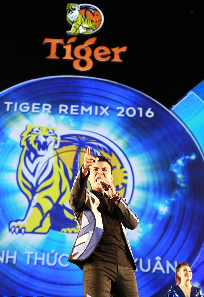 Tiger Remix tiep tuc bung no tai Can Tho hinh anh 5
