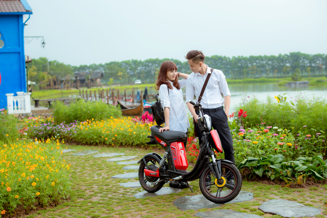 Ly do xe dien HKbike duoc nguoi Viet ua chuong hinh anh 1