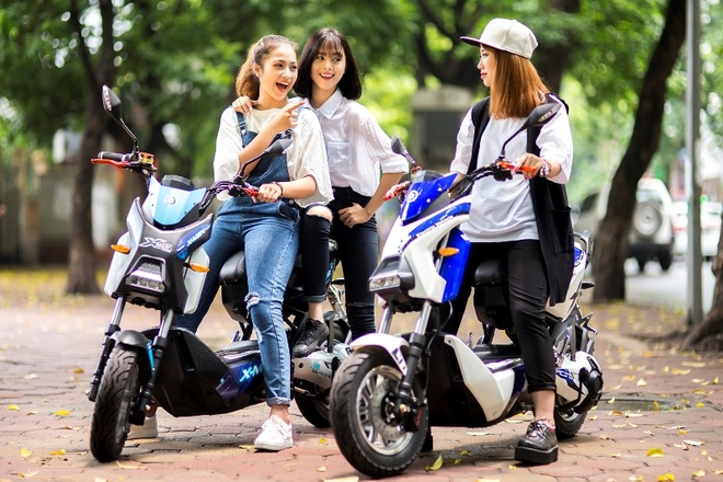 Ly do xe dien HKbike duoc nguoi Viet ua chuong hinh anh