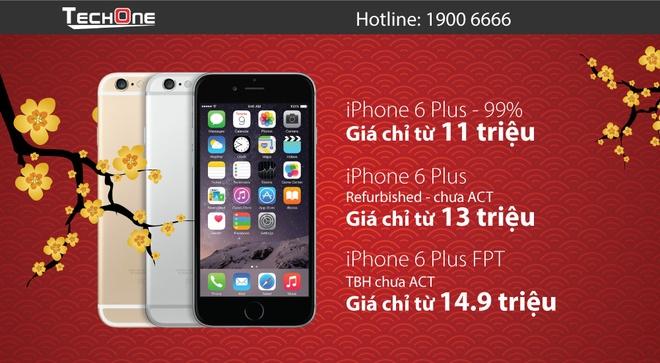 iPhone 6/6S ha gia manh hut khach dip Tet hinh anh 3