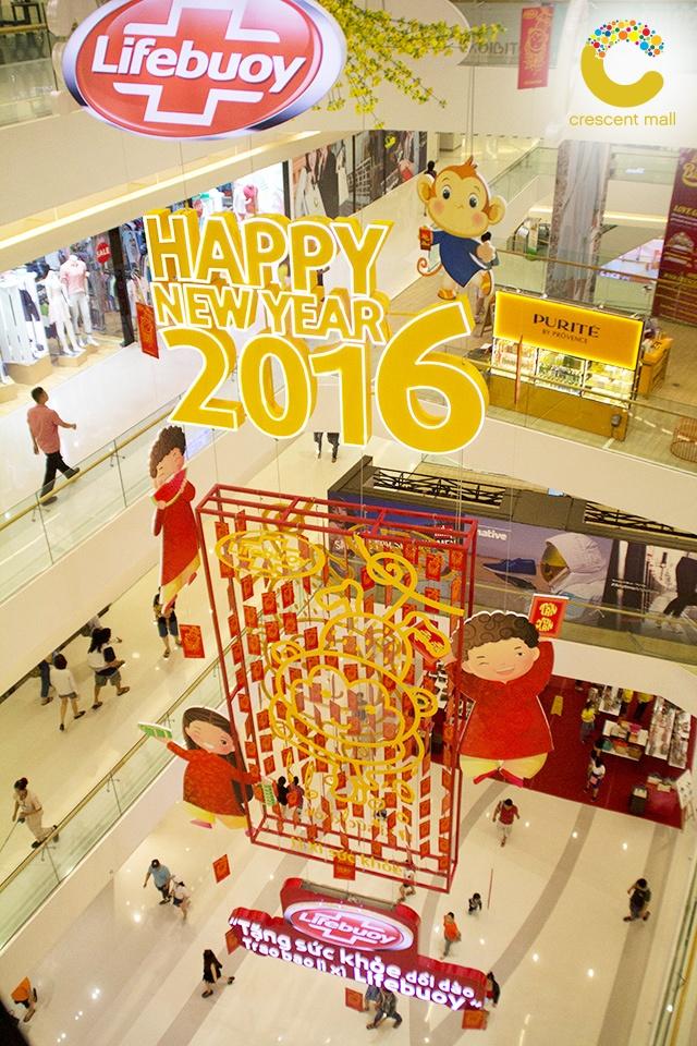 Crescent Mall san sang phuc vu xuyen Tet Binh Than hinh anh 9