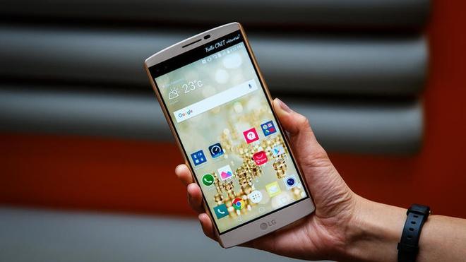 LG V10 phien ban trang hut khach Viet hinh anh