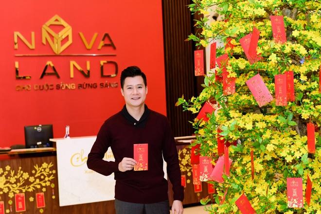 Quang Dung nhan loc may man dau nam hinh anh 1