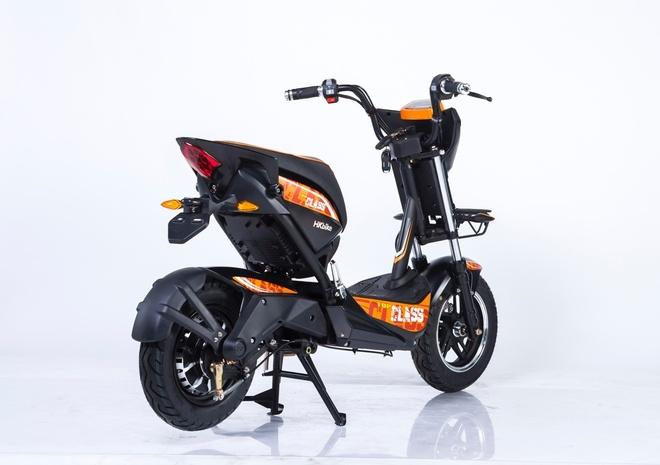 Phong cach an tuong cua xe dien HKbike Top Class hinh anh 4