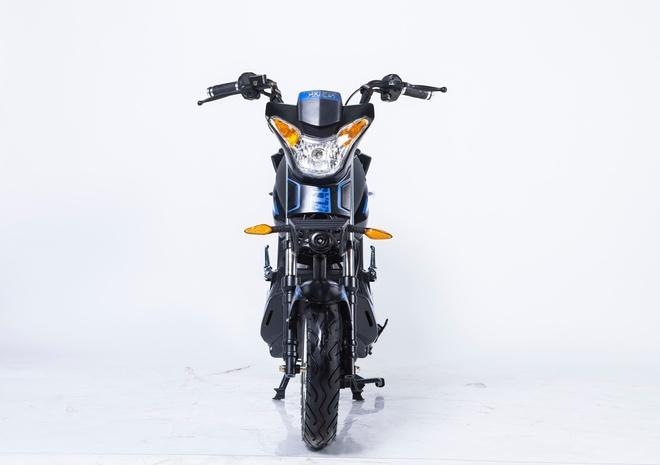 Phong cach an tuong cua xe dien HKbike Top Class hinh anh 5