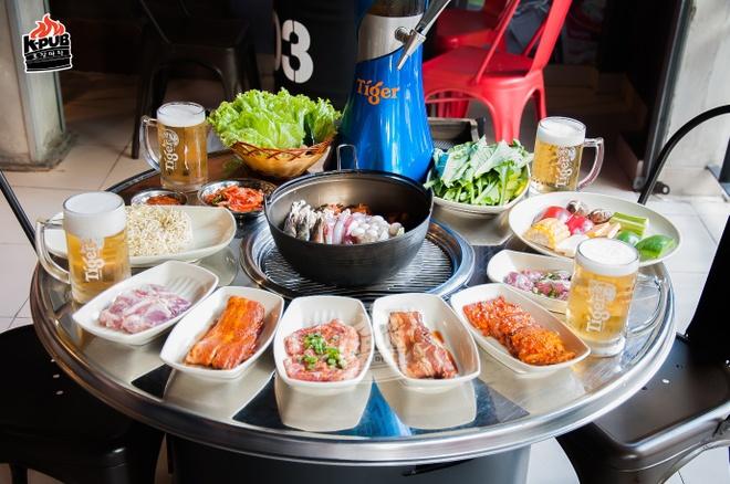 Thuong thuc am thuc duong pho chuan vi Han Quoc tai Sai Gon hinh anh 7