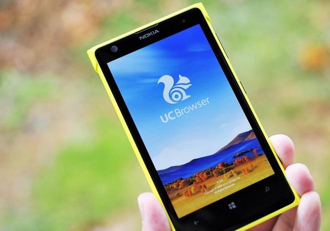 5 tinh nang huu ich cua UC browser cho smartphone hinh anh
