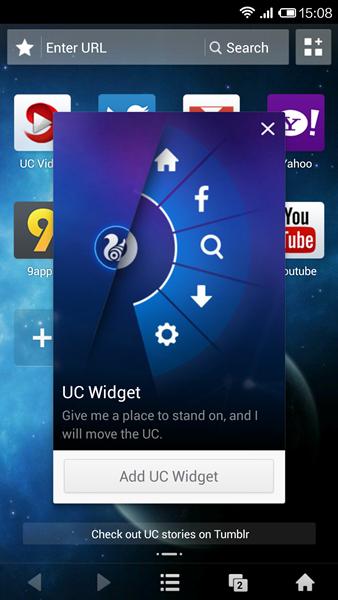 5 tinh nang huu ich cua UC browser cho smartphone hinh anh 3