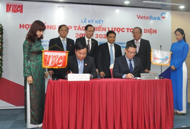 VietinBank hop tac toan dien voi Tan Thuan IPC hinh anh 1
