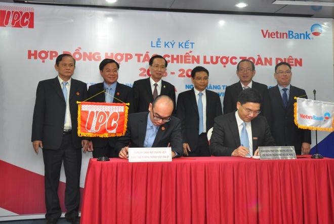 VietinBank hop tac toan dien voi Tan Thuan IPC hinh anh 2