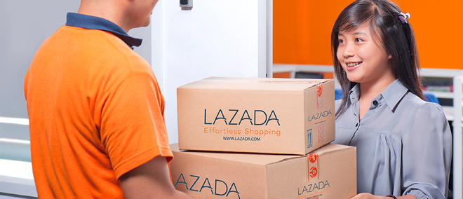 Lazada - mot trong nhung tiep thi lien ket di dau tai VN hinh anh 1