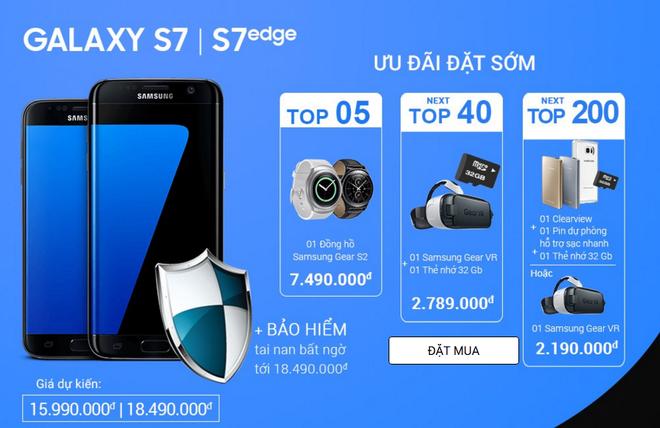 5 ly do nen mua bo doi Galaxy S7 va Galaxy S7 edge hinh anh 5