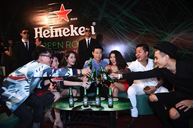 Trai nghiem dang cap sao cung Heineken hinh anh 1