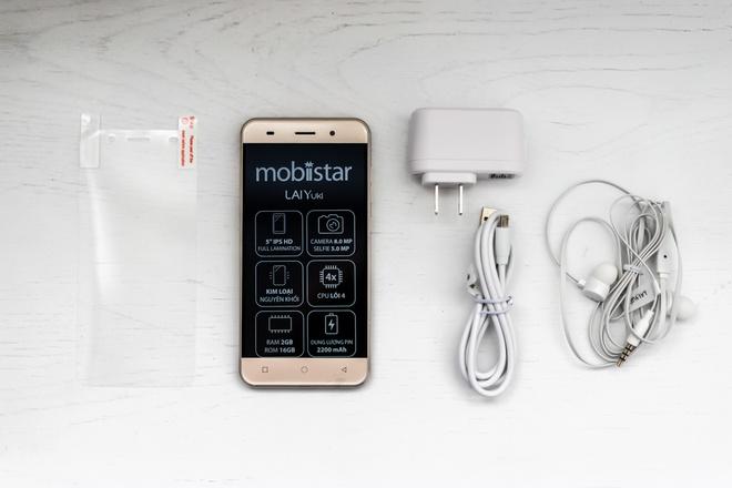 LAI Yuki: Smartphone man hinh 5 inch tam gia 3 trieu dong hinh anh 1