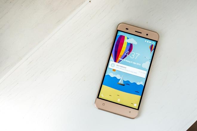 LAI Yuki: Smartphone man hinh 5 inch tam gia 3 trieu dong hinh anh 3