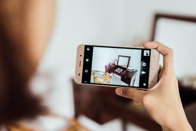 LAI Yuki: Smartphone man hinh 5 inch tam gia 3 trieu dong hinh anh 4