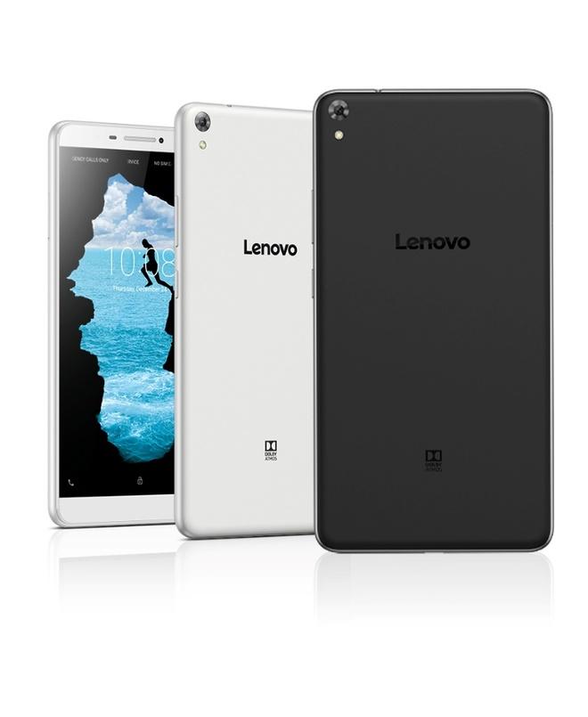 Lenovo PHAB: Phablet man hinh 7 inch, ho tro 2 SIM, 4G LTE hinh anh 4