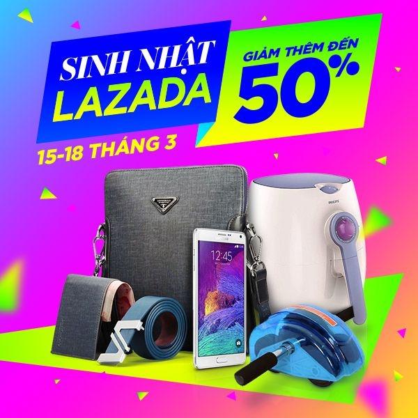 Lazada tang khach hang 100 trieu dong nhan ky niem 4 nam hinh anh 2
