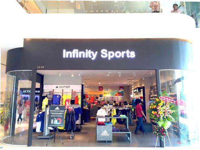 Chuong trinh khuyen mai hap dan tai Infinity Sports hinh anh 3